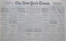 1-1936 January 13 ETHIOPIA HALT ITALIANS, HAUPTMANN PLANS TO MAKE NEW PLEA TO