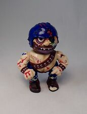 RARE Vintage 1986 MADBALLS Head Popping Poppers BRUISE BROTHER figure toy WORKS!