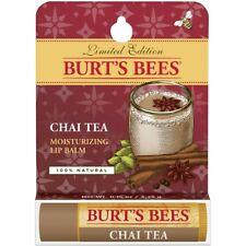 Burt's Bees Moisturising Lip Balm - Chai Tea