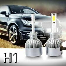 Kit HID LED COB CanBus Anti Erreur H1 55W Pure White 6000K Xenon 9-32VDC ventilé