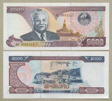 Laos - 5000 Kip 2003 p34b UNC (banconote)