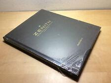 New - ZENITH - Colección III Catalogue Watches Relojes Montres - Usado