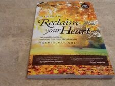 Reclaim Your Heart by Yasmin Mogahed New Revised Ed.2015 4 Brand New Chapters