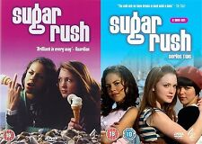 Sugar Rush Complete Collection Part 1 2 Olivia Hallinan, Harry NEW UK R2 DVD