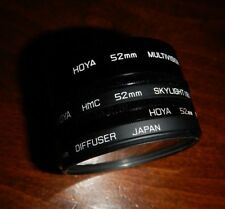 Hoya 52mm Diffuser High Quality  Diffusing filter New and Sealed UK Stock