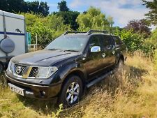 Nissan Navara 2.5 automatic adventure SPARES OR REPAIRS