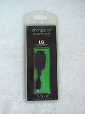 Cell Phone Chargepod Adapter Cable LG Compatible By Callpod LG60-0001 NIB