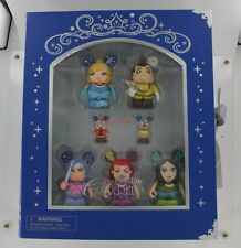 New Disney Vinylmation Cinderella The Clock Strikes Twelve - Set of 7
