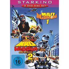 Mad Mission 1+2 ( Action-Komödie ) mit Karl Maka, Tsui Hark, Dean Shek, Sam Hui