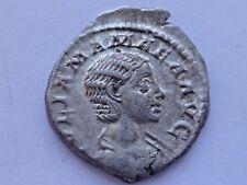 Julia Mamaea  AR Denarius. Rome, AD (222-235).  2,80 gr/20 mm     2/766