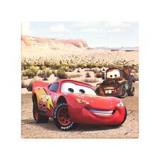 Canvas Picture Disney Cars Lightning McQueen Hook Kids Childs 35x35 cm