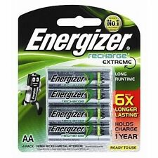 Energizer NH15BP4T 1.2V 2.3Ah AA Rechargeable Batteries - 4 Pack