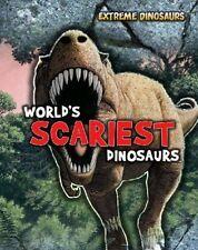 World's más temibles dinosaurios (Extrema Dinosaurios), Matthews, Rupert, Libro Nuevo mon0000