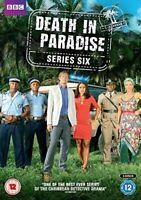 Death In Paradise - Series 6 [DVD] [2016][Region 2]