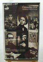 "VINTAGE Depeche Mode ""101 -Cassette One"" Sire Records #C101077/9-25853-4/1989"