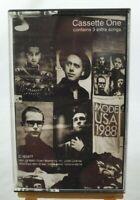 "VINTAGE Depeche Mode ""101 -Cassette One"" Sire Records #C101077/9-25853-4/1989"