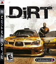 Dirt PS3