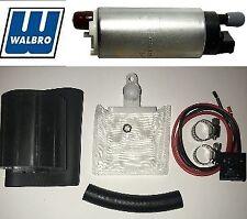 Walbro GSS342 GSS341 255LPH High PSI & Flow Fuel Pump & Installation Kit