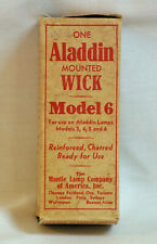 Aladdin Model 6 Oil Lamp Wick