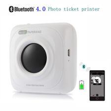 PAPERANG Mini Portable Pocket Wireless Bluetooth 4.0 Paper Photo Printer USB