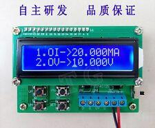 1pcs 4-20 ma, 0 - 10 v voltage current signal generator