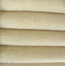 "1/6 yd Alp7S Wheat Intercal 3/8""+ Medium Dense German Alpaca Blend Fur Fabric"