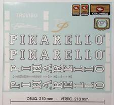 kit stickers adesivi per bici da corsa vintage PINARELLO TREVISO