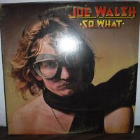 So What Joe Walsh vinyl DSD-50171   010618LLE