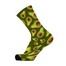 Bamboo Fibre Avocado socks.