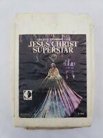 Jesus Christ Superstar Original Broadway Cast 8-Track Tape Cartridge Decca 1503