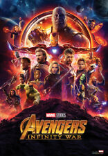"Jigsaw Puzzles 1000 Pieces ""Avengers - Infinity War"" / Marvel / M1039"