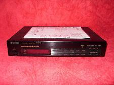 Pioneer F-447 FM AM Digital Synthesizer Tuner