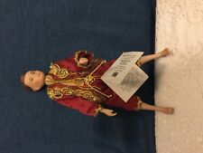 """Marie Osmond ON BROADWAY The King and I ANNA 7"""" Porcelain Doll nwt"""