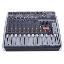 BEHRINGER XENYX QX1222USB mixer audio 16 ingressi effetti x studio live karaoke