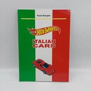Libro Hot Wheels Italian Cars book di Paolo Rampini