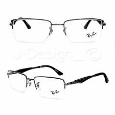 Ray Ban RB 6285 2502 Silver 53/18/40 Eyeglasses Rx Optical - New Authentic