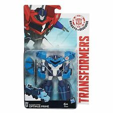 Transformers Robots in Disguise Guerrero clase Blizzard huelga Optimus Prime