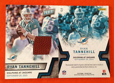 2016 Panini Fathers Day Game Dated Ball Relic RYAN TANNEHILL Dolphins 9/20/15