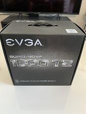 EVGA Supernova 1600 T2 80 Titanium 1600w Power Supply 10 YR PSU