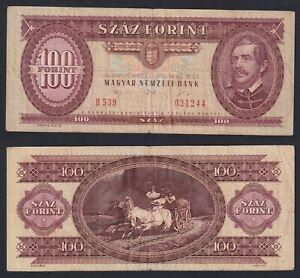 Ungheria 100 forint 1992 BB/VF  B-10