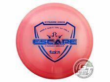 Used Dynamic Discs Fuzion Escape 169g Pink Blue Foil Fairway Driver Golf Disc