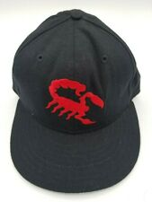 Vintage Scottsdale Scorpions New Era Fitted Hat Deadstock Rare 6 3/4 90's 5950