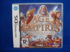 *ds AGE OF EMPIRES Mythologies (NI) Lite DSi 3DS Nintendo PAL UK REGION FREE