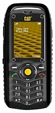 New Caterpillar Cat B25 Black Unlocked GSM Dual Sim Phone Military Grade IP67