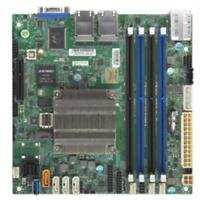 Supermicro A2SDi-4C-HLN4F Server Motherboard - Intel Chipset - Socket BGA-1310 -