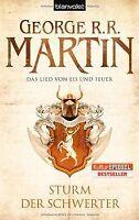 Das Lied von Eis und Feuer 05: Sturm der Schwerter von M... | Buch | Zustand gut