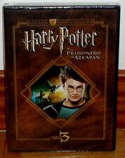 HARRY POTTER Y EL PRISIONERO DE AZKABAN ED.COLECCIONISTA 2 DVD PRECINTADO R2