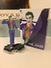 DC Comics Icons 10.25'' THE JOKER Statue DC Collectibles Limited Edition