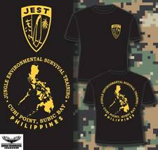 JEST School Jungle Environment Survival Training Subic Bay Philippines T-shirt