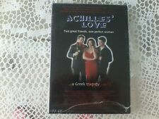 DVD:ACHILLES' LOVE.....MATHER ZICKEL-CLAUDIA BESSO.....(RIPS IN CELLO).....NEW.